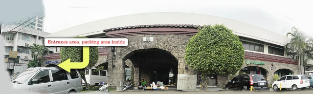Front building of Kalugdan Studio